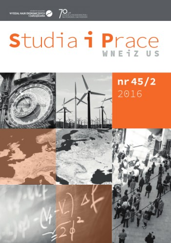 STRUCTURAL AND SPATIAL ANALYSIS OF THE DEVELOPMENT POTENTIAL IN THE BUILDING INDUSTRY Cover Image