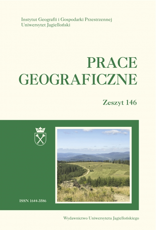 Assessing accuracy of forest cover information on historical maps Cover Image