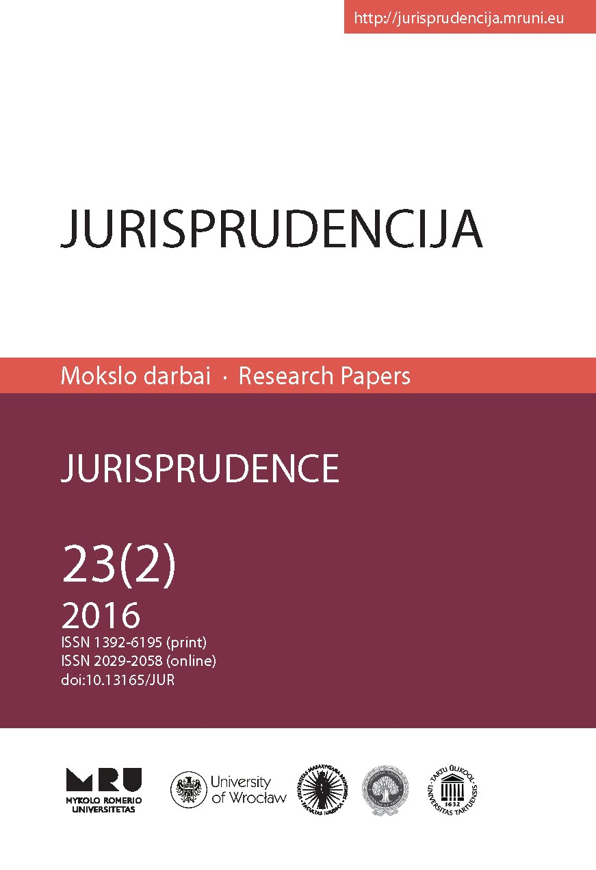 THE SEARCH FOR CAUTIOUS JUSTICE: RELATIONSHIP BETWEEN THE LIMITS OF APPEALS AND THE FREEDOM OF COURT ACTIVITY Cover Image