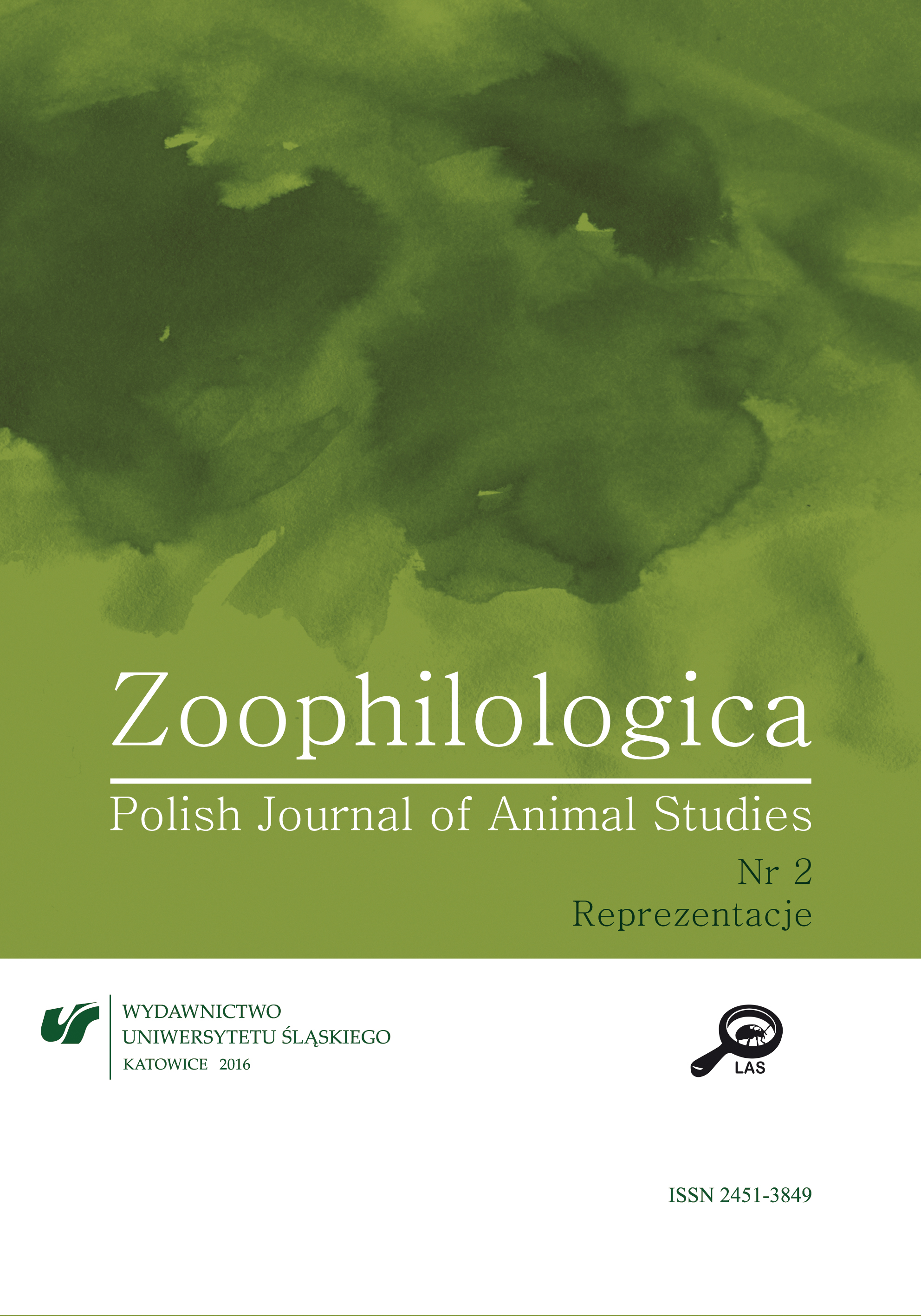 Polemics/notes: Nonhuman animals as subjects of politics. The concept of zoopolis and its criticism Cover Image