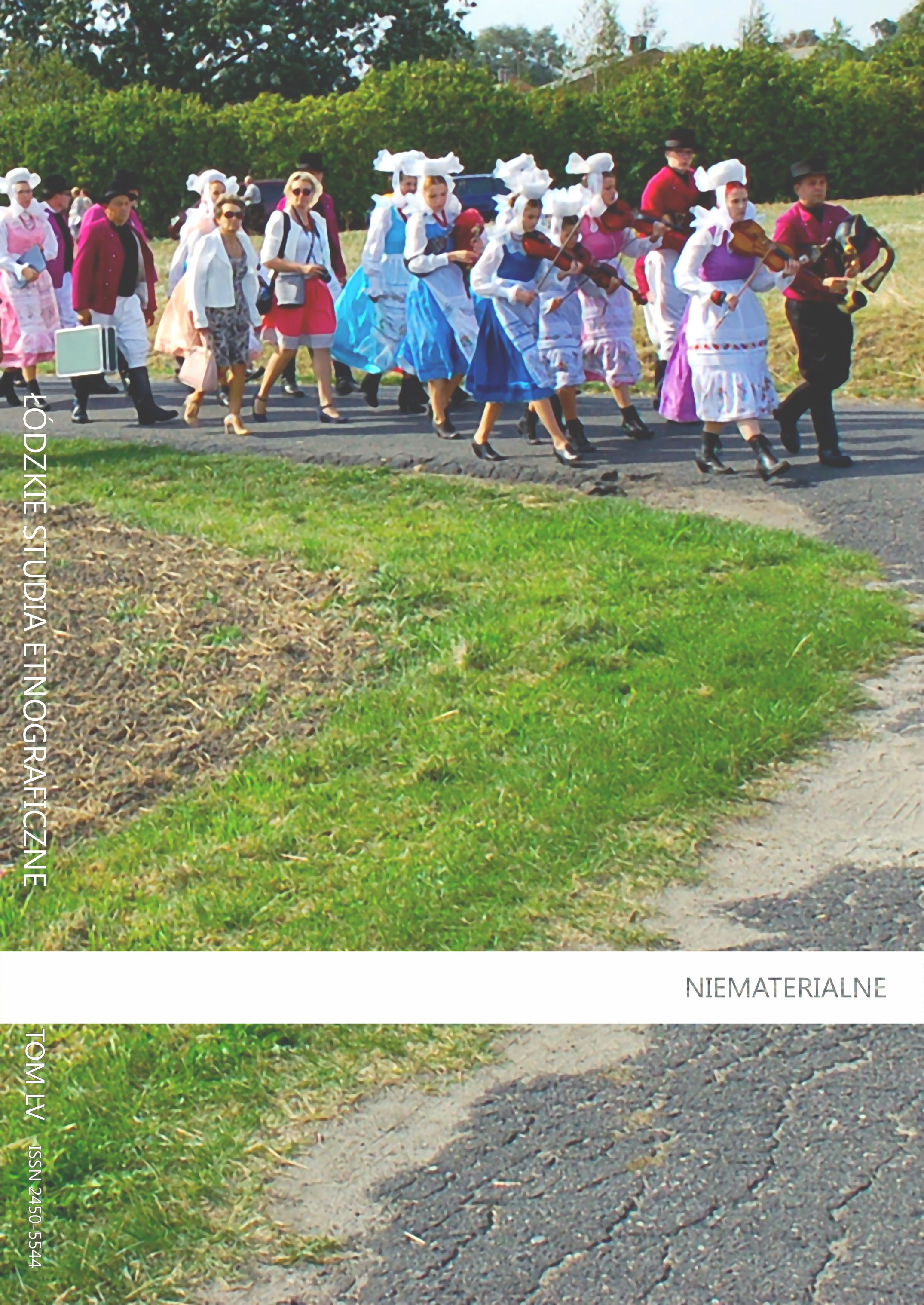 Intangible Cultural Heritage in Post-migration Areas (on the example of Pomerania) Cover Image