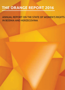 THE LEGISLATIVE AND INSTITUTIONAL FRAMEWORK FOR GENDER EQUALITY Cover Image