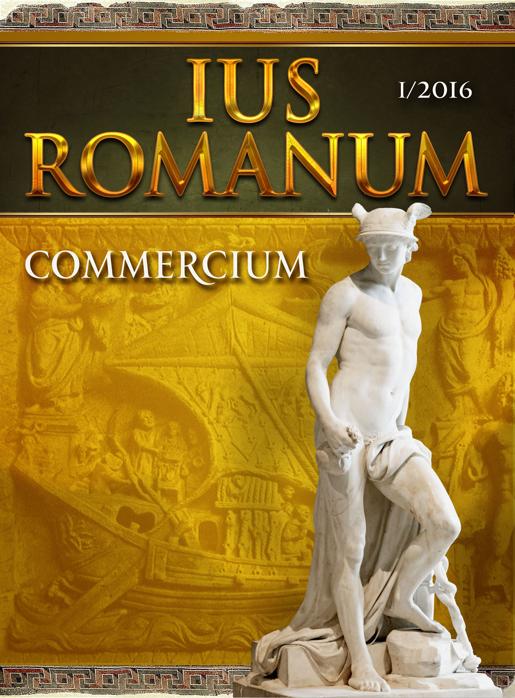 ON THE ROOTS OF THE DOCTRINE OF CAUSA IN ROMAN LAW Cover Image