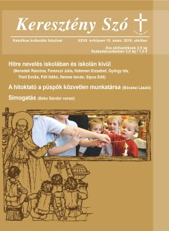 Children and Youth Programs organized within the Framework of the St. Nicholas Parish of Gyergyószentmiklós Cover Image