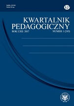 Pedagogical envelopes: philosophical premises of a Waldorf kindergarten's educational practice Cover Image