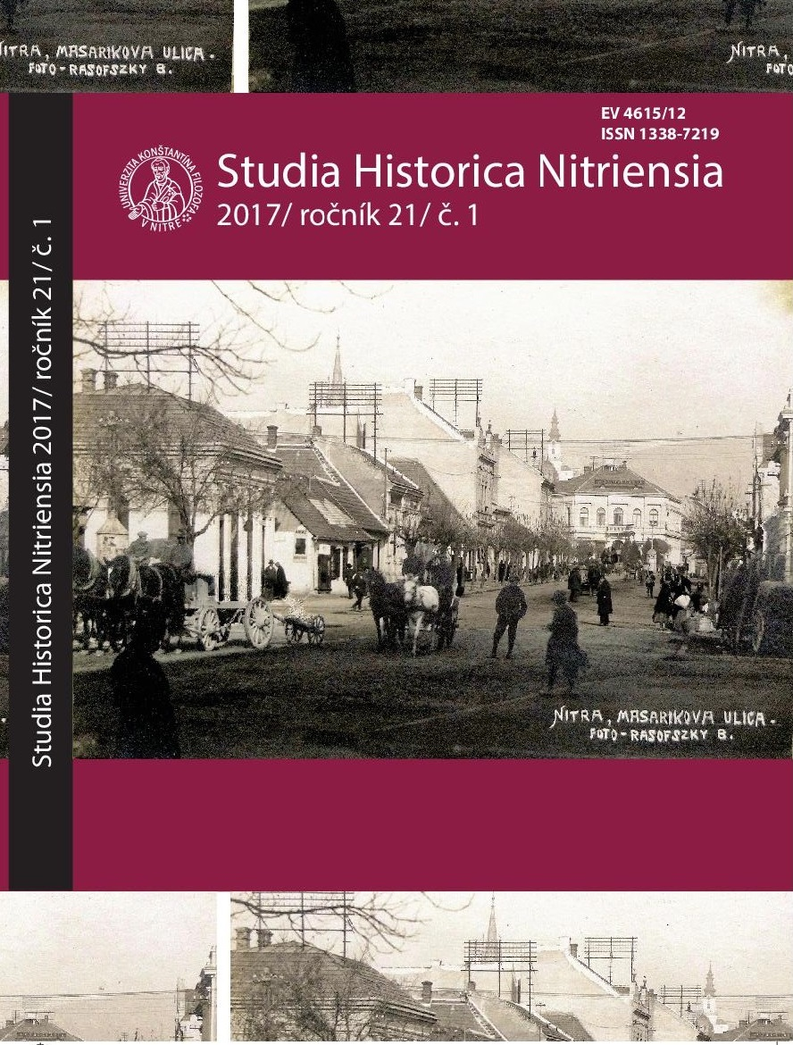 From Latin to Hungarian. Transforming of official Written Practice in the Market-Towns of Hegyalja from the 14th to the 17th Century Cover Image