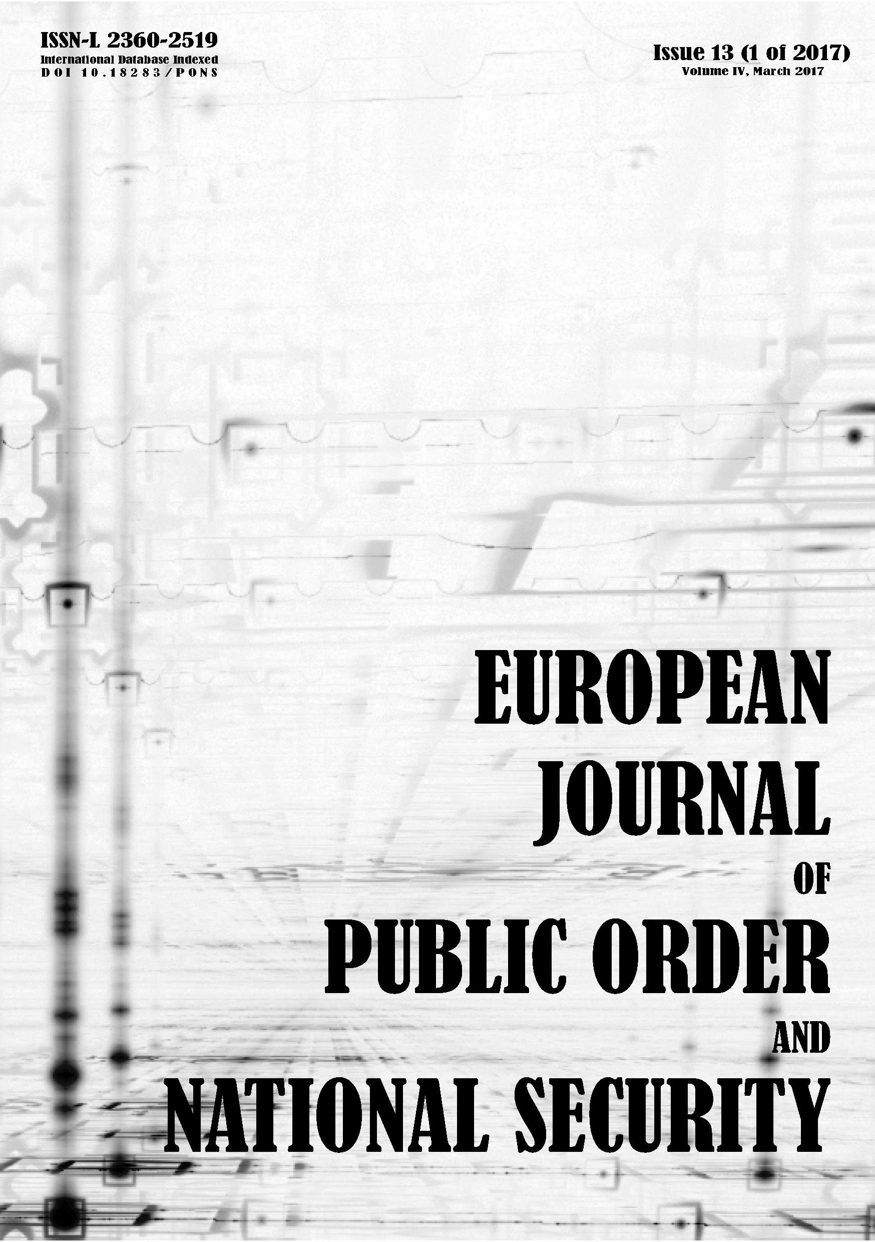 Ceeol Journal Detail Database Security Articles List