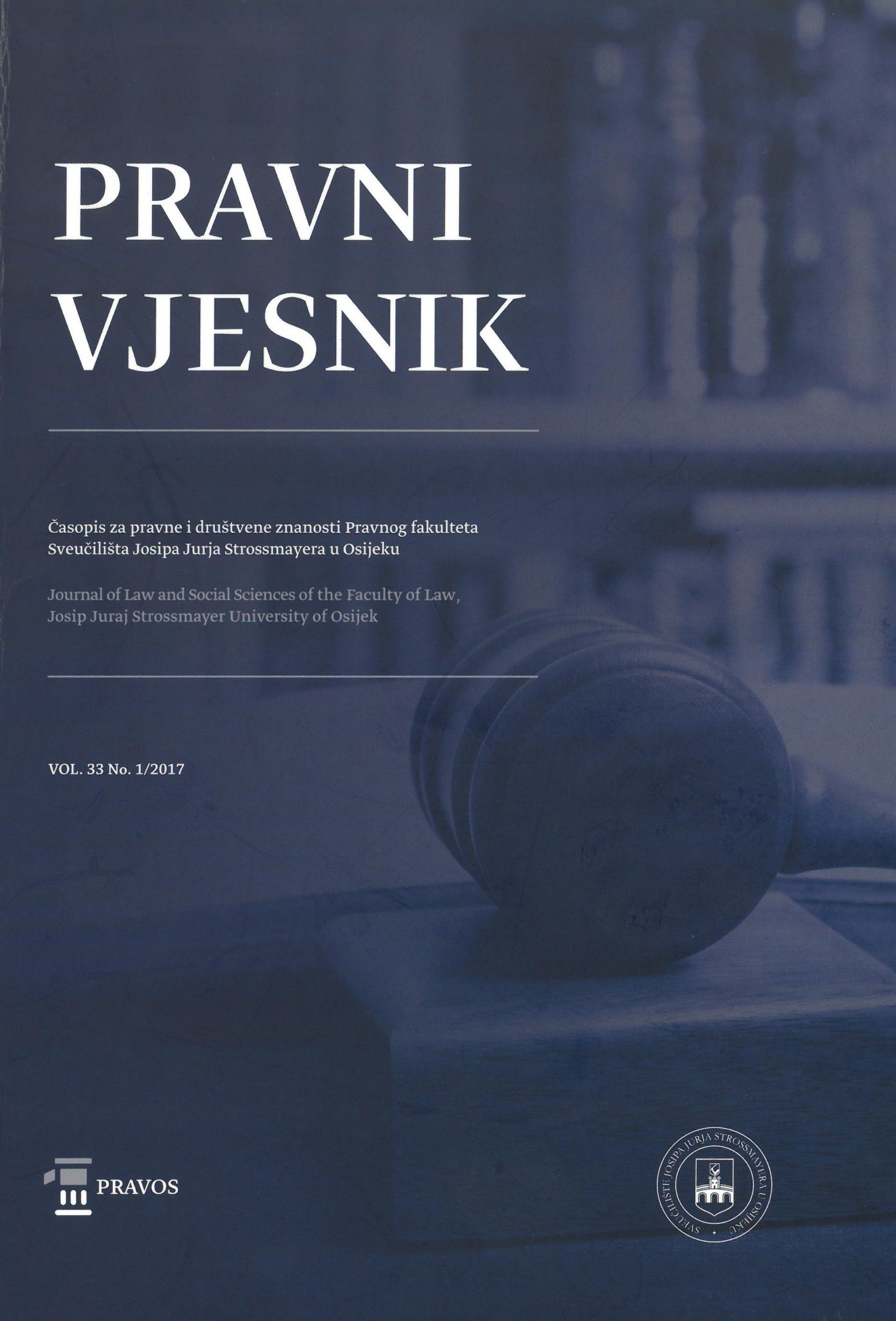 FAMILY CONSENT FOR ORGAN OR TISSUE REMOVAL FROM A DECEASED PERSON FOR TRANSPLANTATION PURPOSES IN THE REPUBLIC OF CROATIA Cover Image
