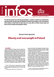 Obesity and overweight in Poland Cover Image