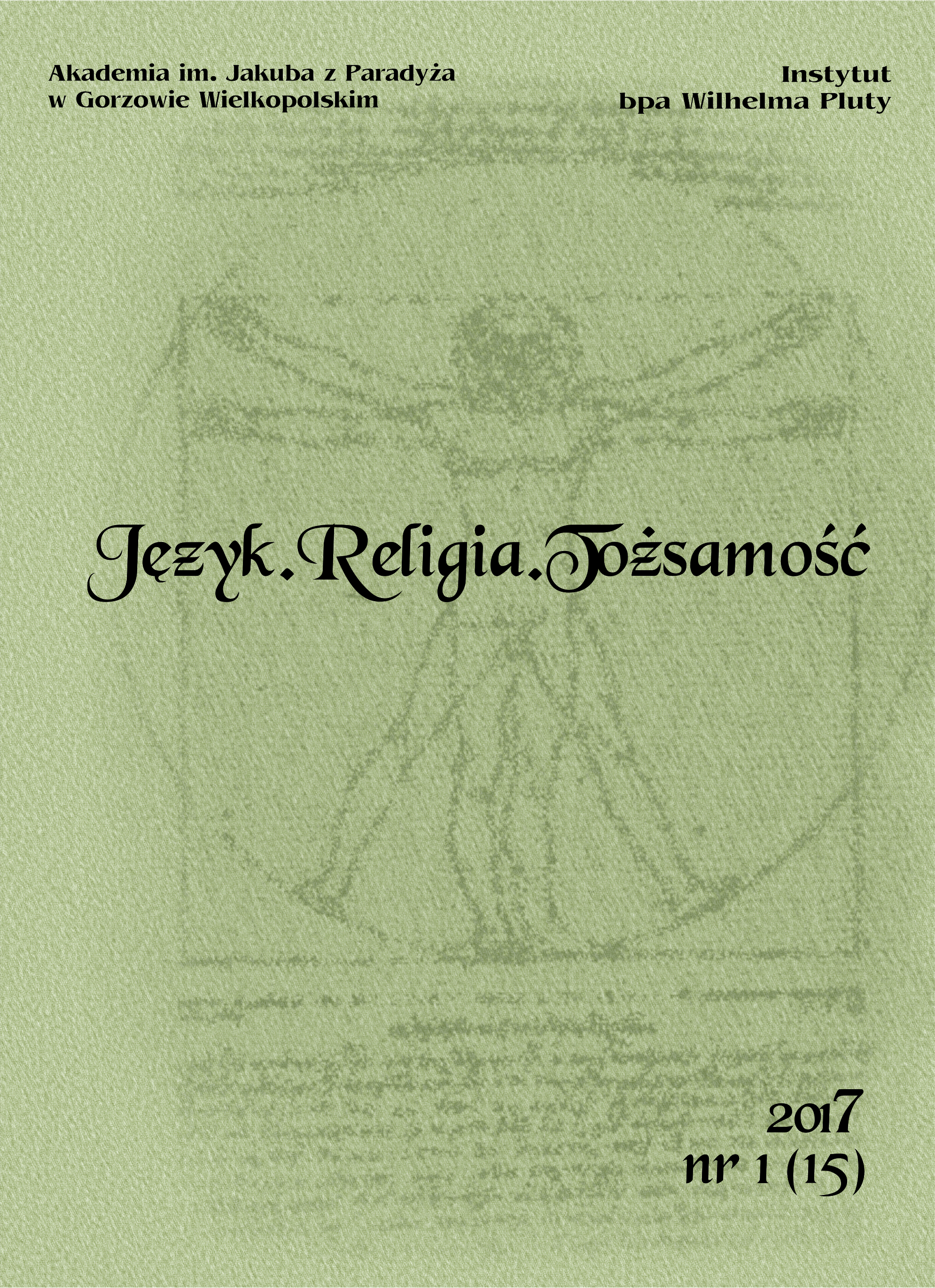 Angels in the texts of the Bulgarian folklore Cover Image