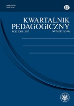 Private lessons taken by students as an example of practice in the field of education – Poland, Ukraine, Hungary Cover Image