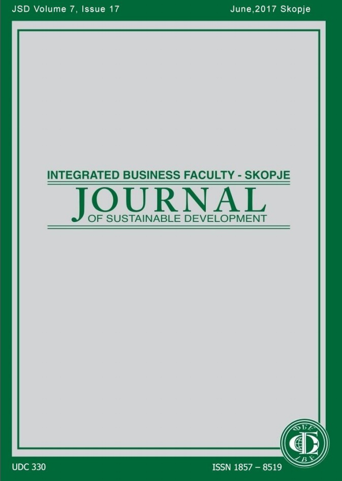 THE INSTITUTIONAL DETERMINATE OF COMPETITIVENESS: SURVEY OF SELECTED EMERGING AND EU COUNTRIES