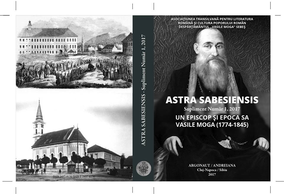 The Archbishopric of Vasile Moga (1810-1845). Documentary Contributions to a Possible Actualization of the Research Regarding Moga's Period Cover Image