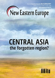 The complex reality of radicalisation in Central Asia Cover Image