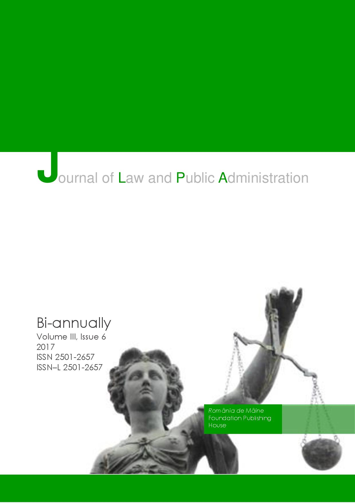 The Jurisprudence of the Court of Justice of the European Union in the Matter of Equality of Chances Cover Image