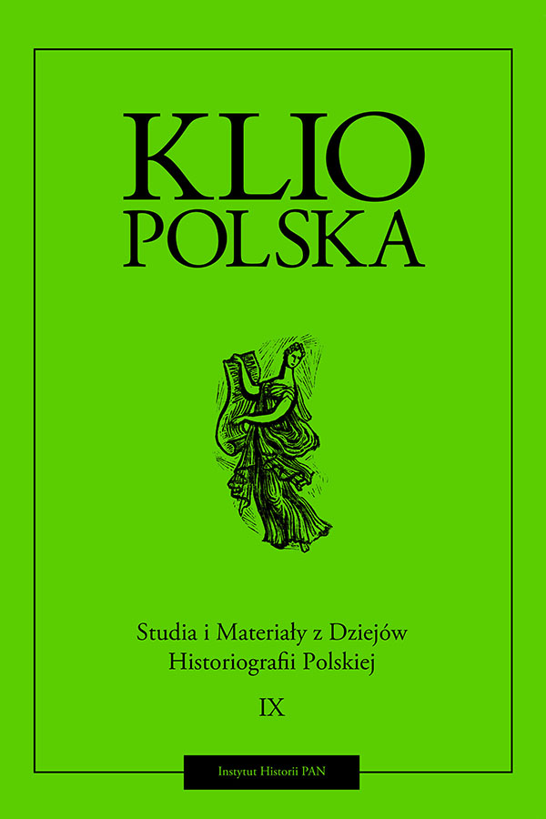 History in Abeyance. An introduction to the analysis of the vision of Polish history after 1944 in textbooks of the political economy of socialism published from the 1950s to the 1980s Cover Image