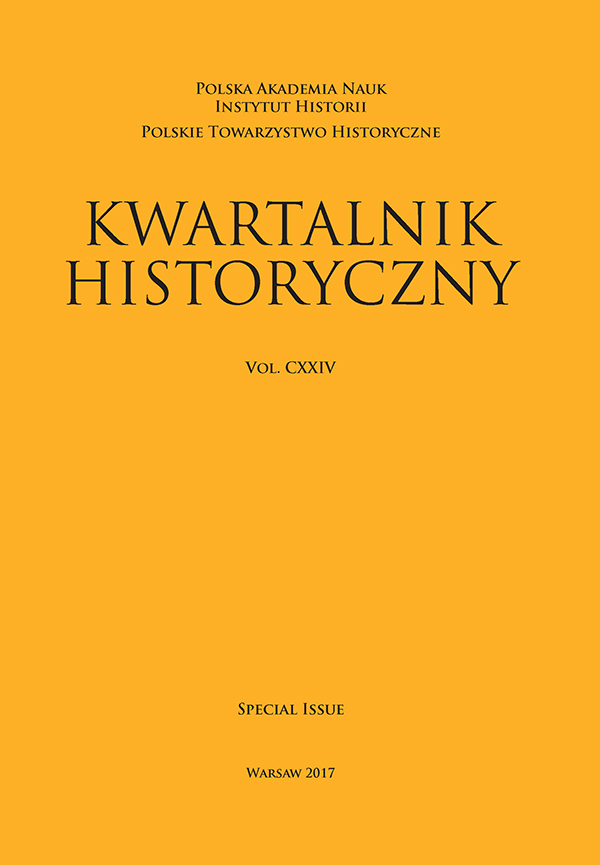 The First Treachery of the West. On the Book by Andrzej Nowak