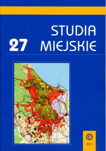 Research of the walking availability and the public transport to urban parks on the example of Gdansk Cover Image