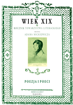 The Break of Tradition: Maironis and the Polish Romantic Poetry Cover Image