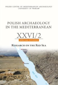 Port town and its harbours: sedimentary proxies for landscape and seascape reconstruction of the Greco-Roman site of Berenike on the Red Sea coast of Egypt Cover Image