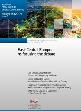 Central and Eastern Europe on the Eurasian Chessboard in the Global Century