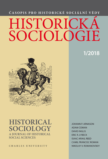 Power and the French Revolution: Toward a Sociology of Sovereignty Cover Image