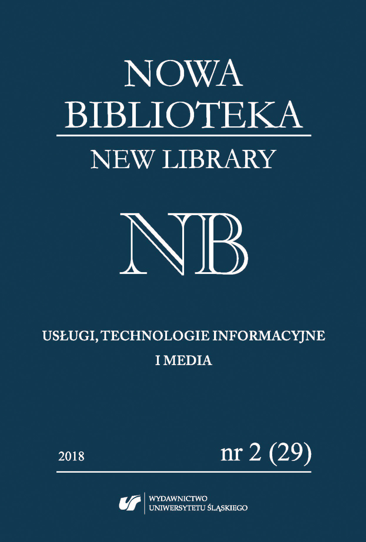 "A bibliometrical analysis of the literature devoted to the computerisation of libraries on the basis of the ""Polish Bibliological Bibliography"" Cover Image"