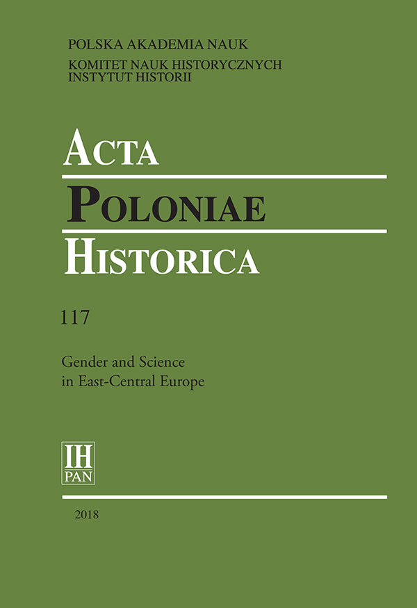 'Łucja Charewiczowa' Seminar in History of Women and Gender, Affiliated to Warsaw Scientific Society and Institute of History, Polish Academy of Sciences Cover Image