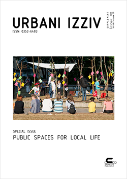Accessibility to welfare spaces in council housing neighbourhoods of Trieste: Research at the interface of public policies and communities