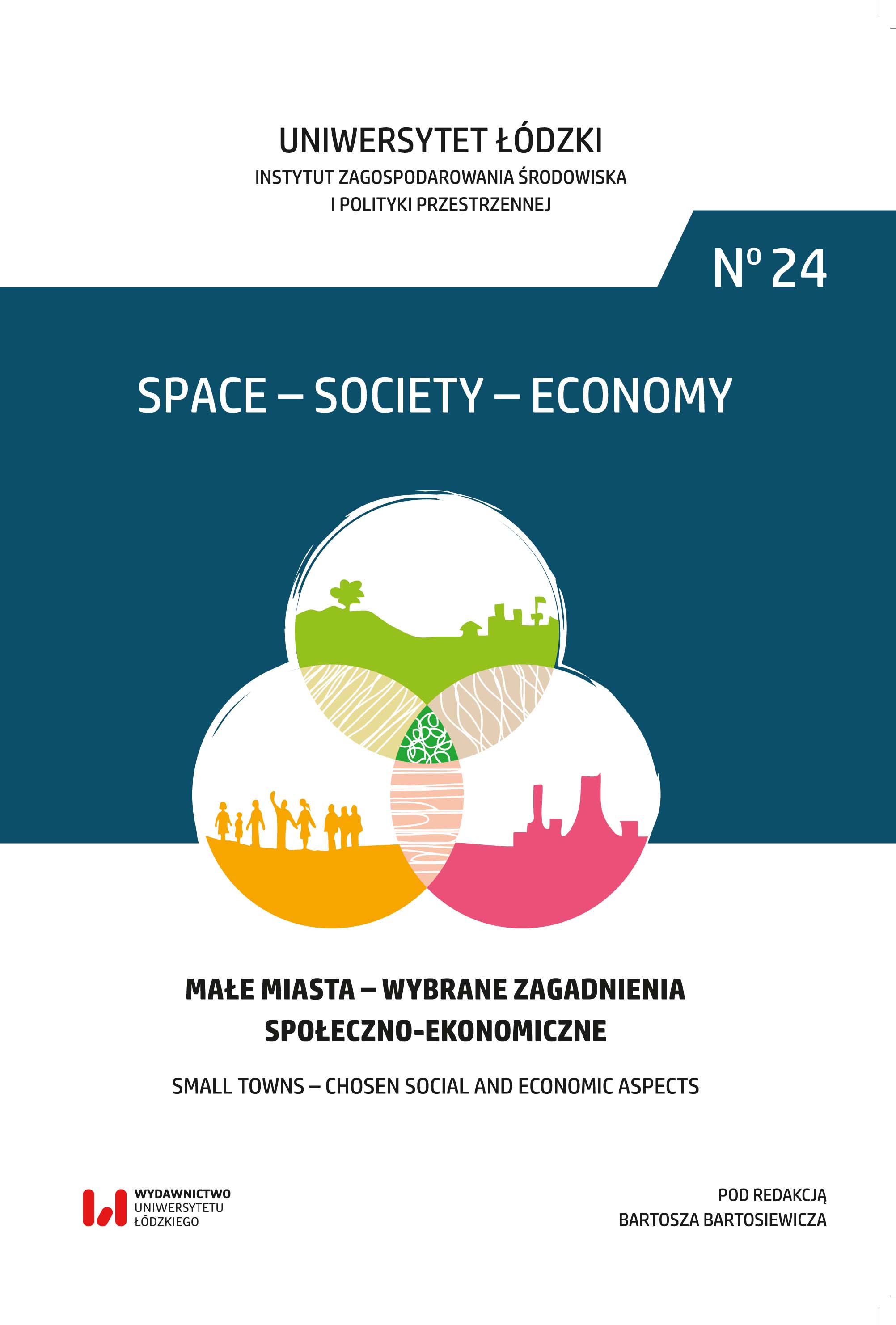 Citizen participation in city management from the perspective of the mayors of Greater Poland Cover Image