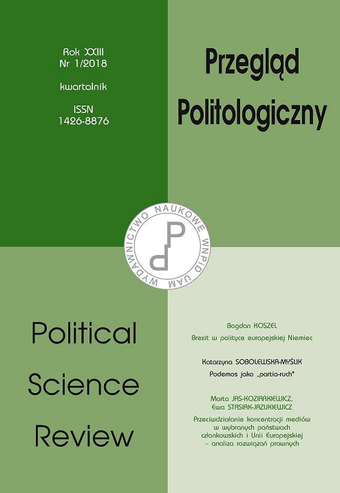 The process-tracing method in political science. Variants and application Cover Image