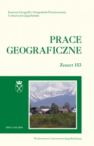 Anthropogenic Denudation in Mining Areas on the Example of the Wałbrzych coal mining area (Sudetes, Poland)