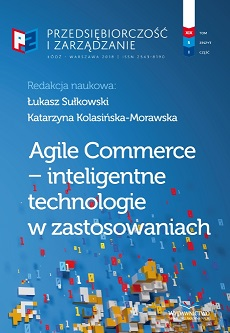 Agile Manufacturing and Commerce. The Impact of 3D Printing on Markets and Business Processes