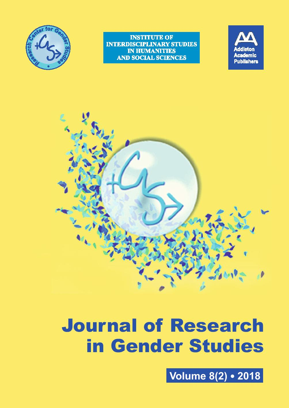 GENDER STUDIES IN COMMUNICATION RESEARCH: A LONGITUDINAL ANALYSIS OF SCIENTIFIC PAPERS PUBLISHED IN SPANISH JOURNALS INDEXED IN THE JOURNAL CITATION REPORTS (JCR) AND  THE SCIMAGO JOURNAL RANK (SJR) (1988–2017) Cover Image