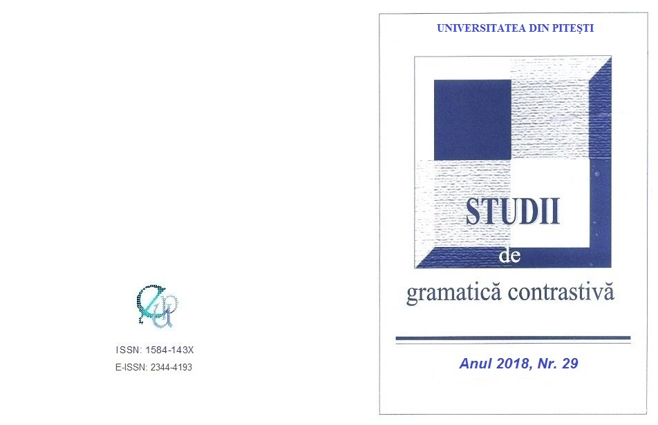 TYPOLOGICAL AND SYNTACTICO-SEMANTIC STUDY OF VERBS IN LOBIRI Cover Image