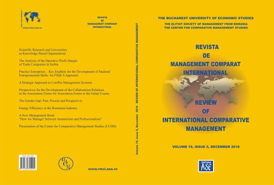 A Strategic Approach to Conflict Management Systems Cover Image