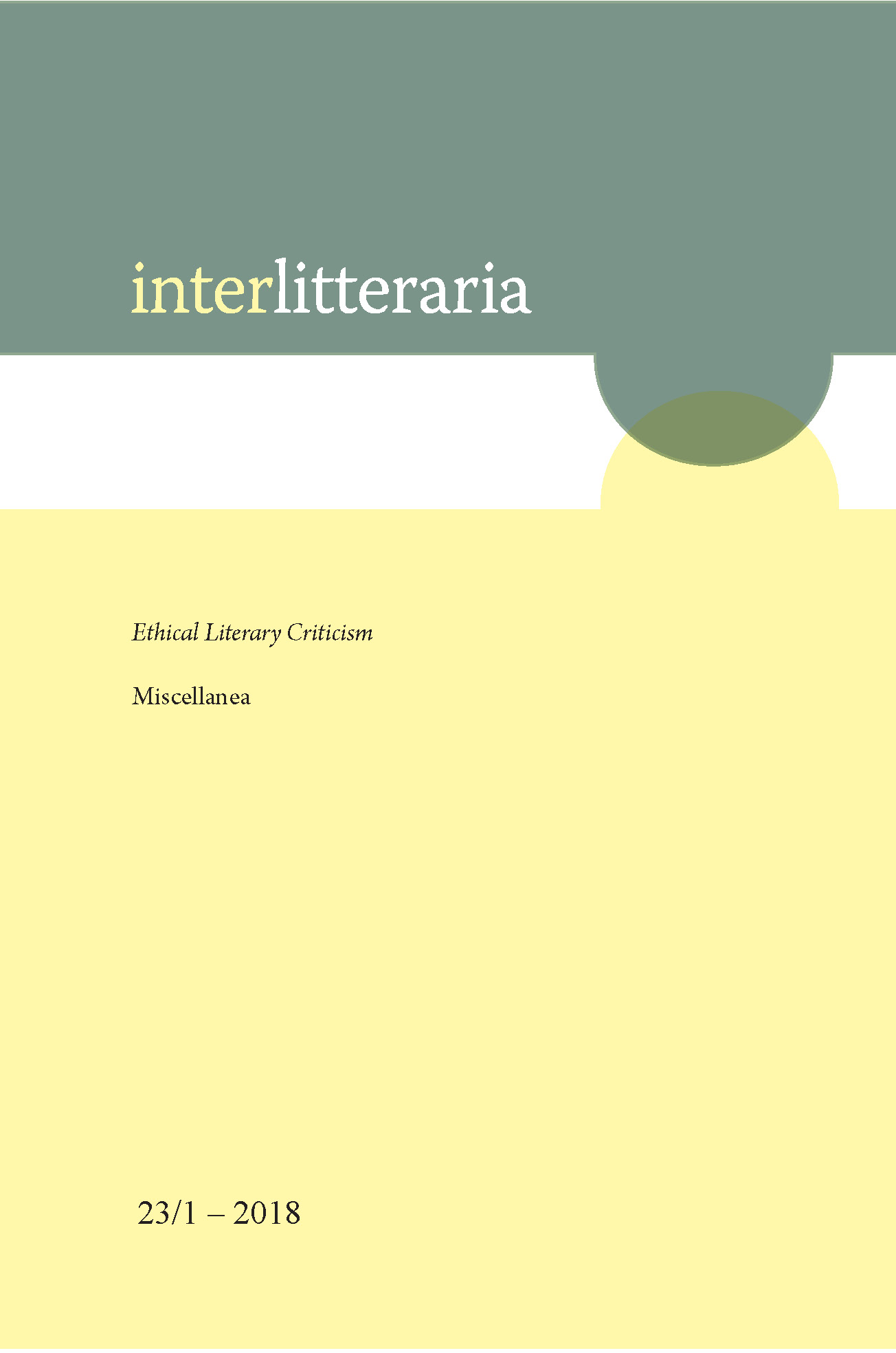 Nineteenth-Century Sentimental and Popular Trends and their Transformation in Fin-de-siècle Latvian Literature