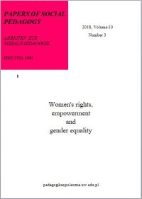 """No sex difference"" – Women's rights, empowerment and gender equality Cover Image"