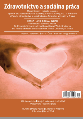 THE IMPACT OF HEALTH - SOCIAL FACTORS ON SENIOR QUALITY Cover Image