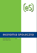 Sharing economy in the opinion of officials and entrepreneurs of the Świętokrzyskie Province: Conclusions from empirical research Cover Image