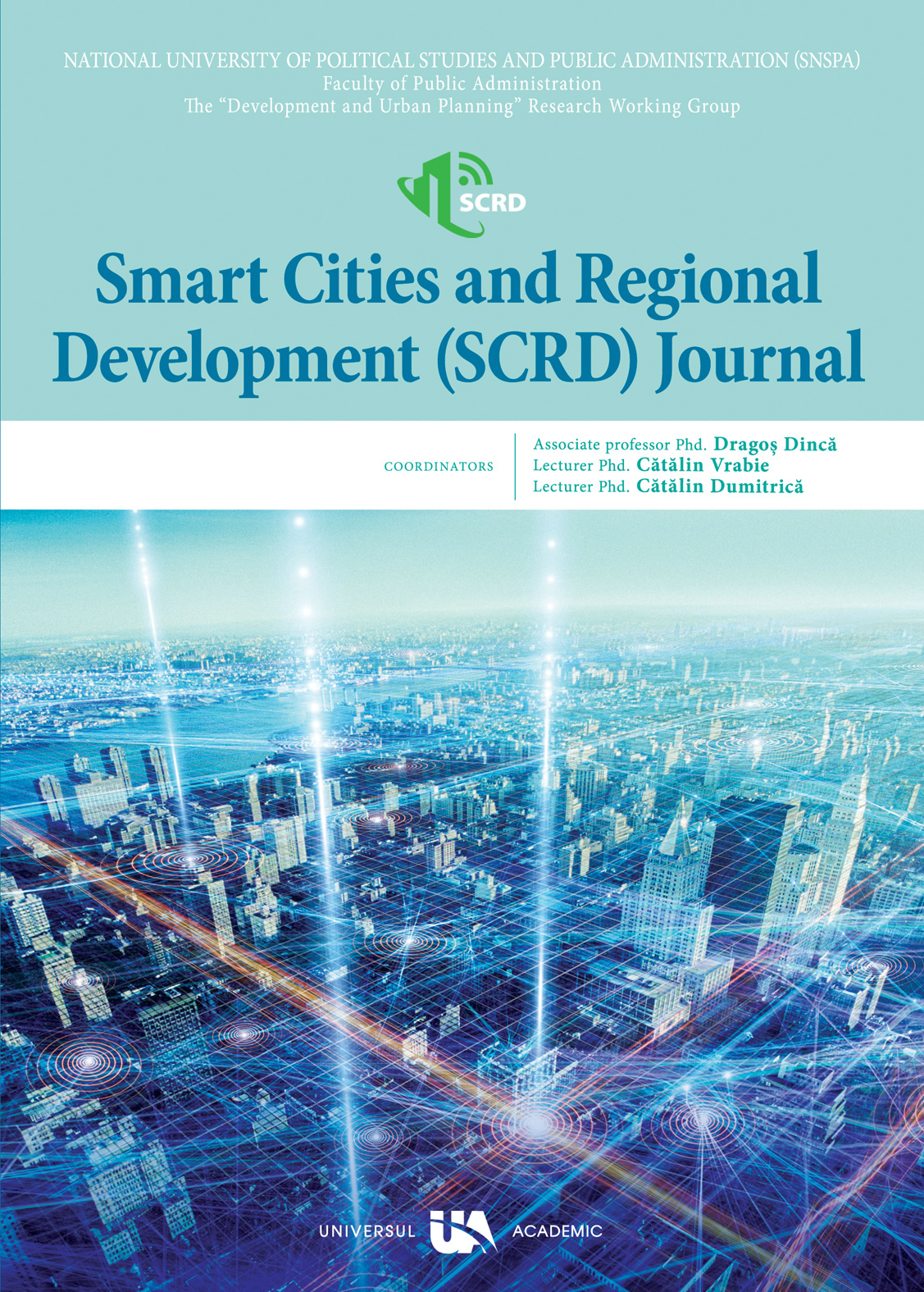 The smart cities are implemented Cover Image