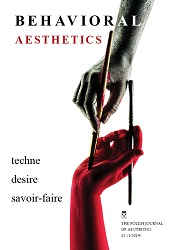 A Naturalistic and Behavioral Theory of Aesthetics