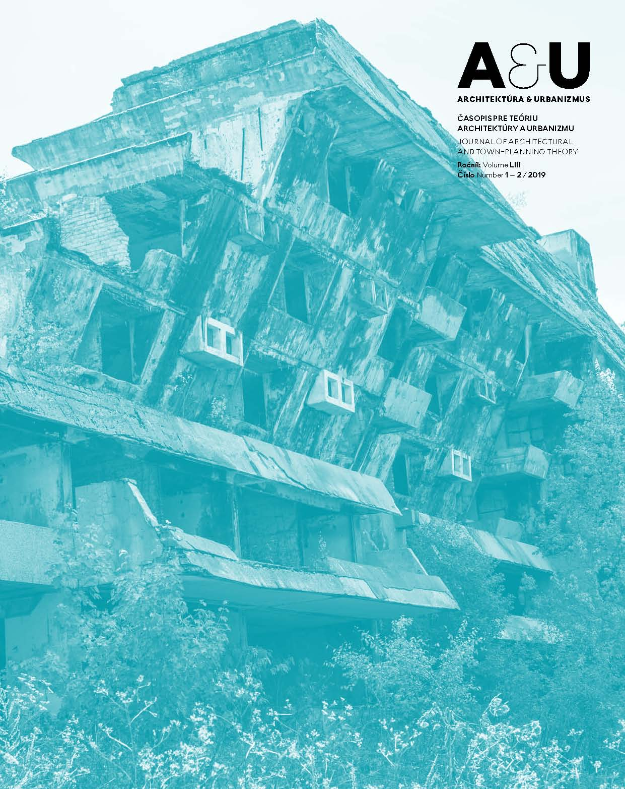When Architecture Is Transcendence: Vital Poetry and Social Intervention Cover Image