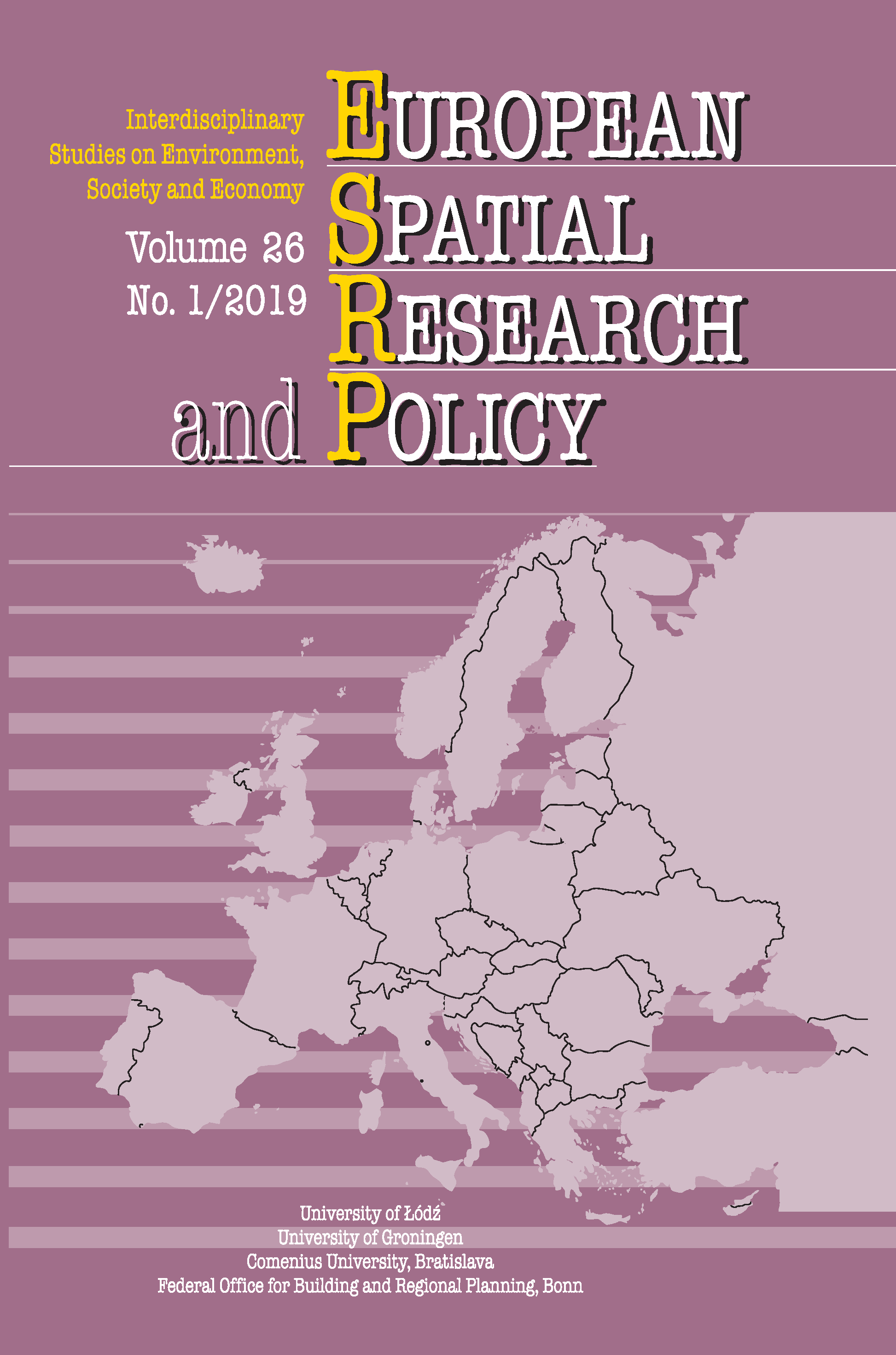 Transformations of urban electric transport in Ukraine after 1991 in the view of transport policy Cover Image