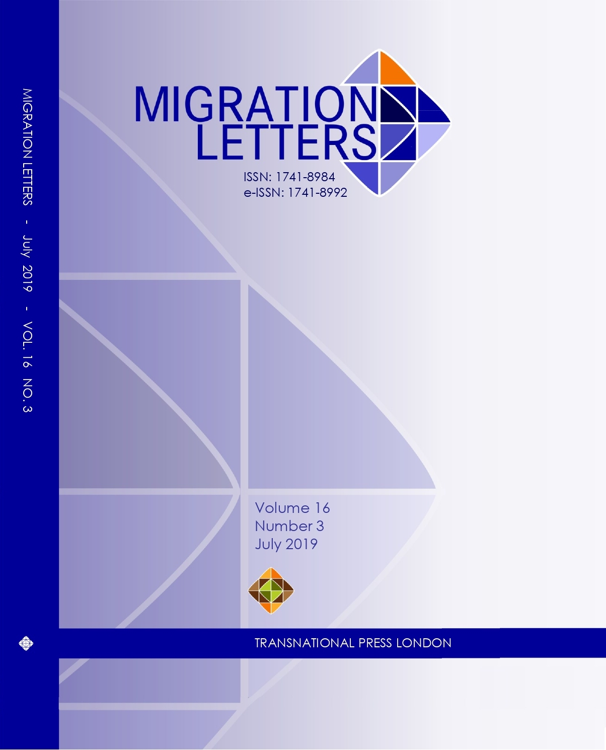 The role of non-state actors (NSAs) regarding Syrian refugees in Mersin, Turkey
