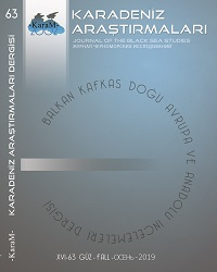 The Evaluation of Turkey's 'Reliable Route' Thesis in the Context of Energy Security During the 2006-2009 Natural Gas Crisis Cover Image