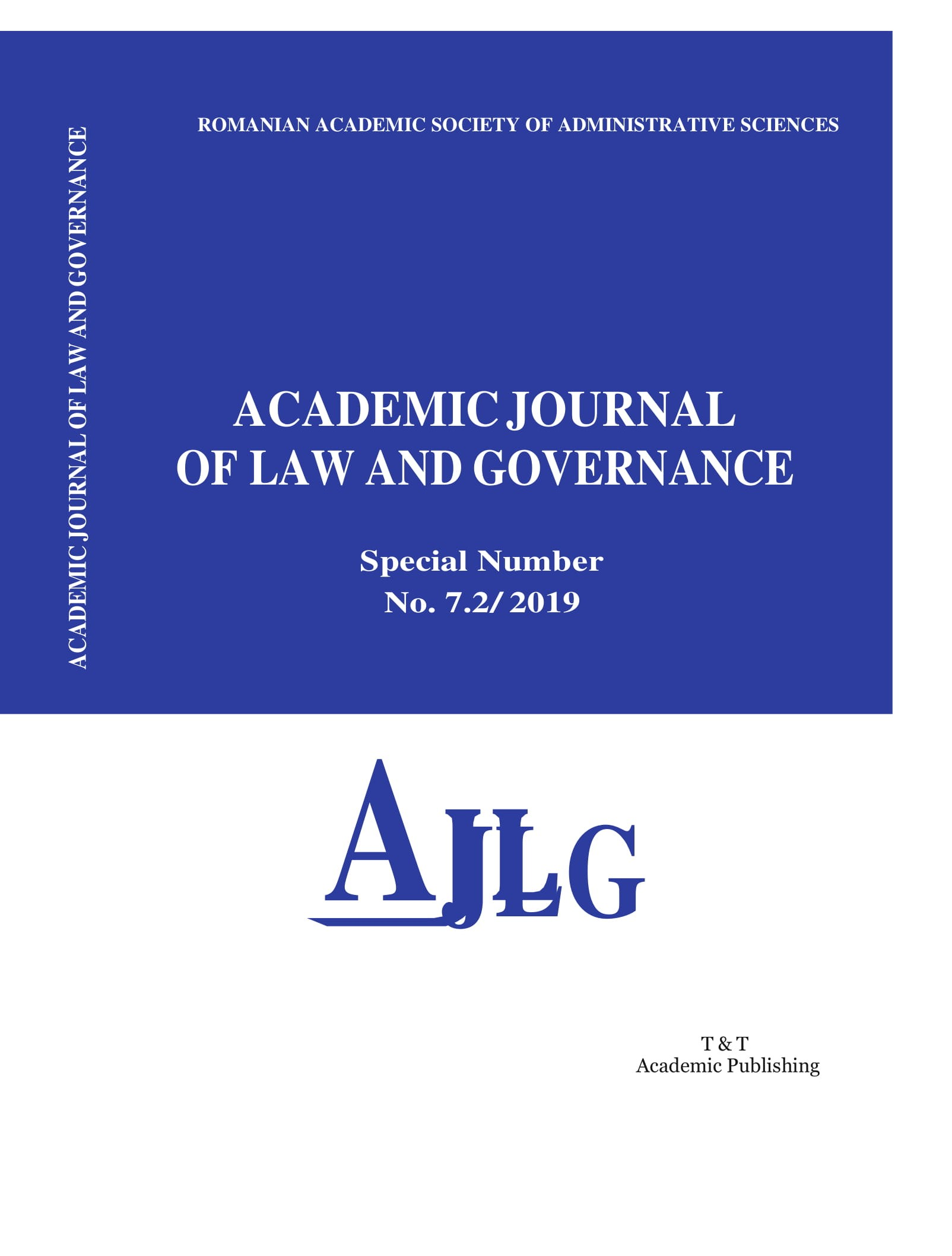 The act of public power in the context of the Rule of law Cover Image