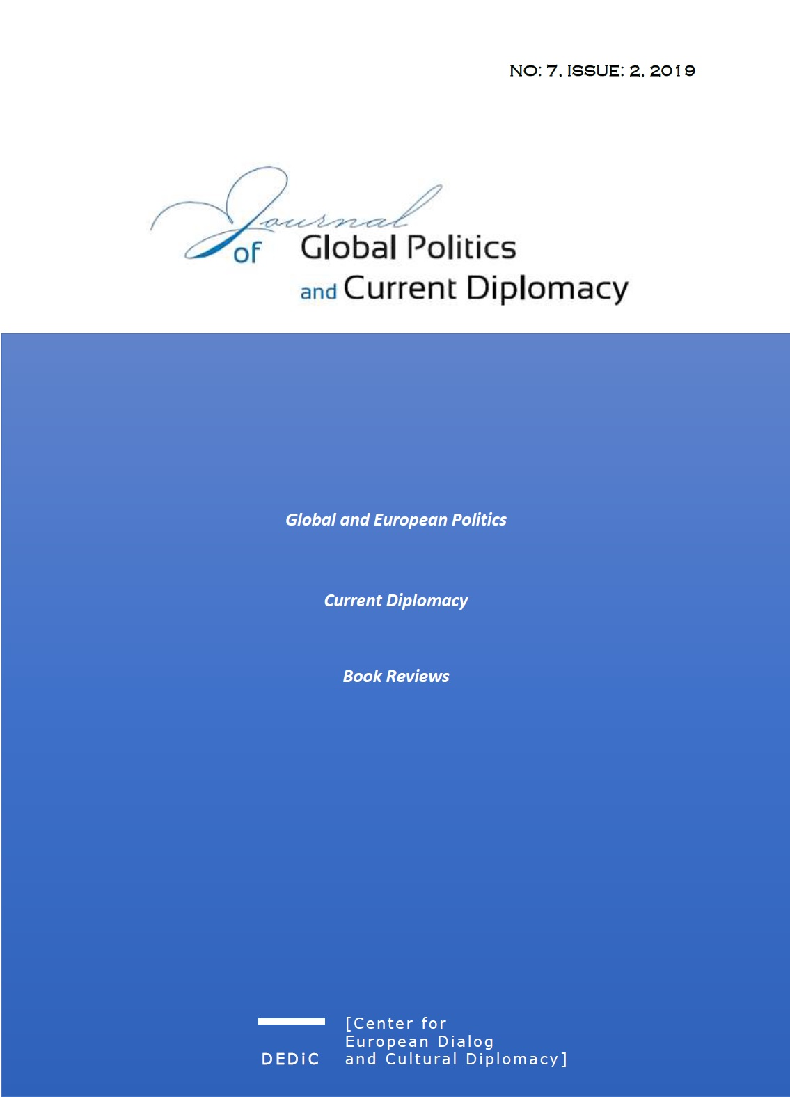 The Role of Technology and Innovation Messaging in the Public Diplomacy of Israel Cover Image