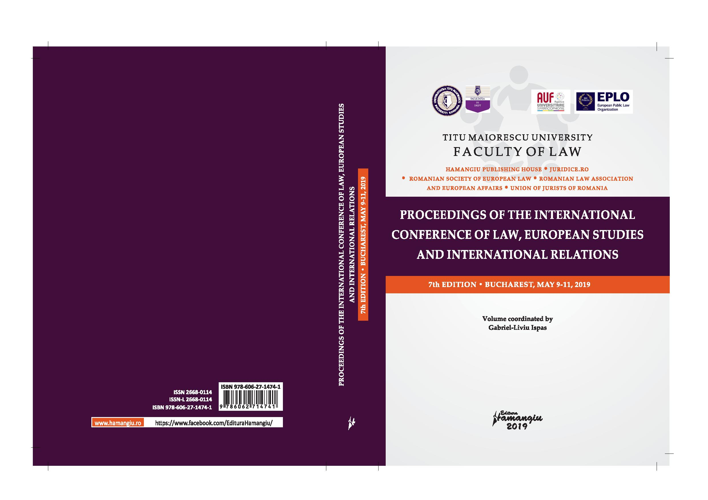 The Legal Framework for the Free Movement of Persons between the European Union and Turkey, Candidate Country to the EU Cover Image