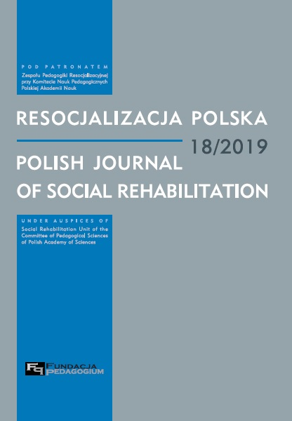 Axiological contexts of social rehabilitation of prisoners in the aspect of the assumptions of Christian personalism
